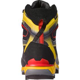 La Sportiva Trango Tech GTX Buty Mężczyźni, black/yellow
